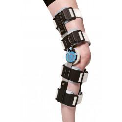 Шарнірний бандаж (ортез) на коліно з регульованою фіксацією WellCare 52003