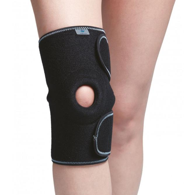 Бандаж на коліно, що охоплює