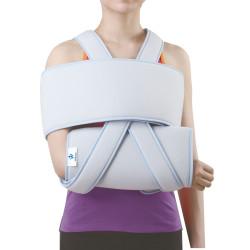 Бандаж фіксуючий при переломі руки і плеча