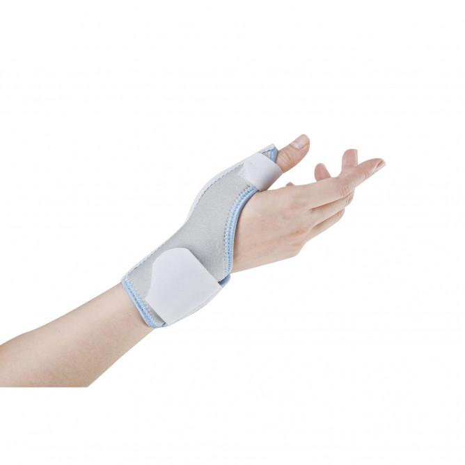 Бандаж шина для фіксації великого пальця руки