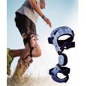 Спортивный ортез на колено с шарниром для ограничения сгибания
