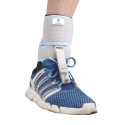 Бандаж для поддержки падающей стопы в обуви