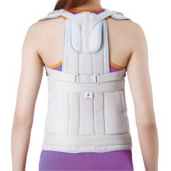 Жесткий корсет грудного и поясничного отдела позвоночника при переломах