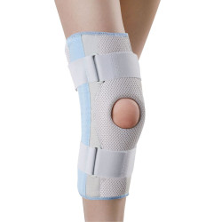 Бандаж на колено с усиленной поддержкой Wellcare 52018