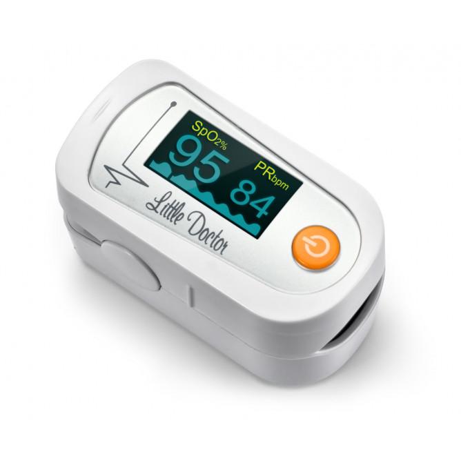 Медицинский пульсоксиметр Little Doctor MD300