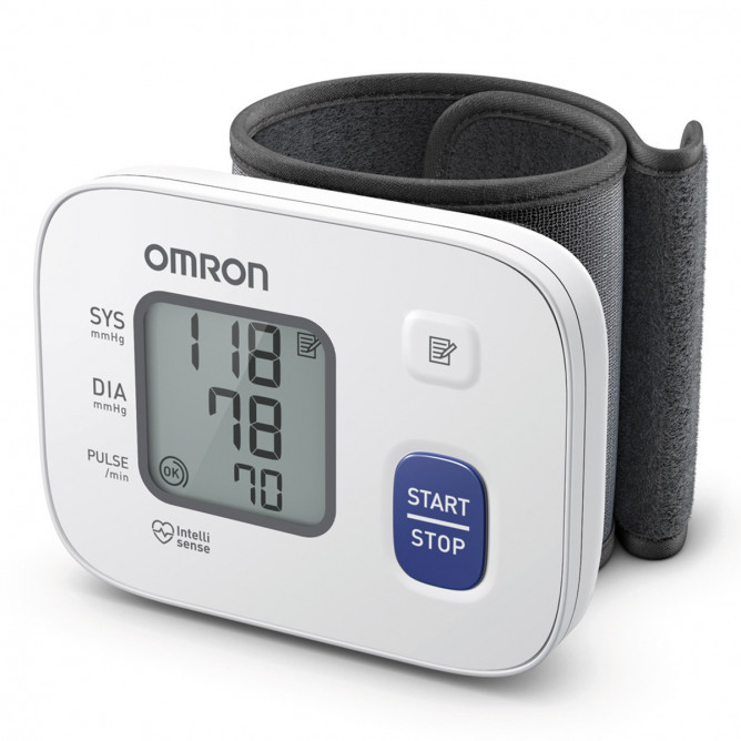 Тонометр на запястье Omron RS2