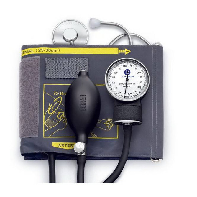 Классический механический тонометр Little Doctor LD-71