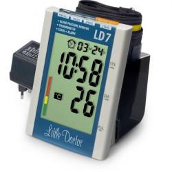 Багатофункціональний автоматичний тонометр Little Doctor LD7