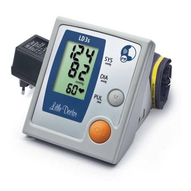 Розмовляючий автоматичний тонометр Little Doctor LD3s